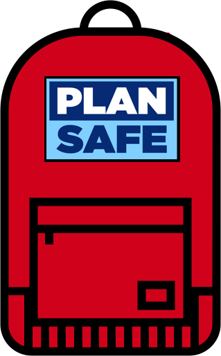 Plan Safe Backpack