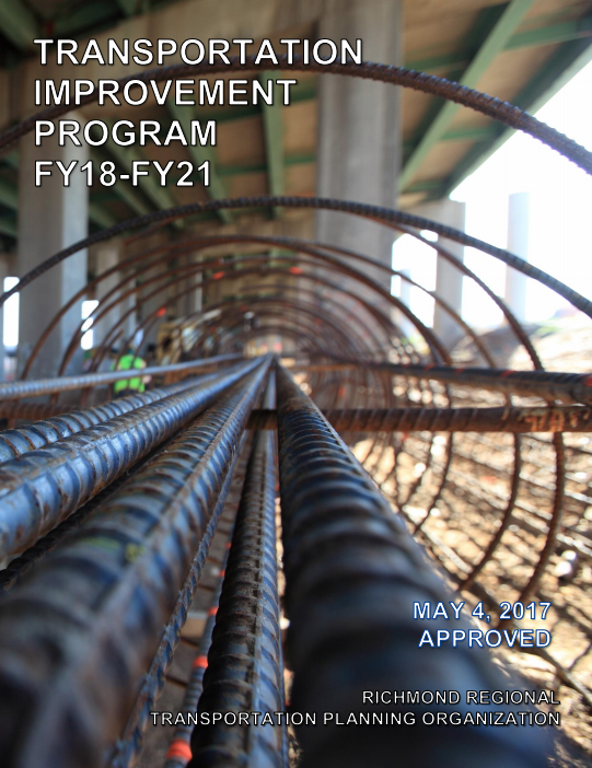 View the Transportation Improvement Program FY18-FY21