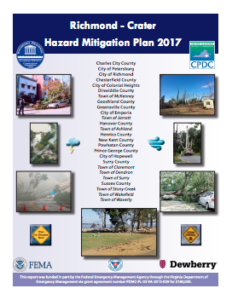 Richmond-Crater Multi-Regional Hazard Mitigation Plan