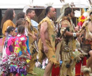 Chickahominy Pow Wow - John Bragg