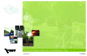 Richmond Regional Bicycle and Pedestrian Plan 2004