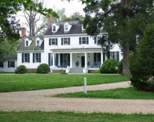 Sherwood Forest Plantation - John Tyler House - John Bragg