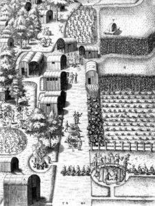 Theodore de Bry 1590